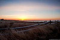 Sunset at Madaket - Nantucket