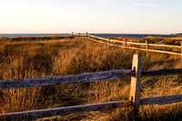 Fence - Madaket, Nantucket